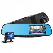 Car DVR Rear View Mirror