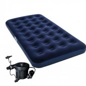 Single Air Bed Camping Mattress