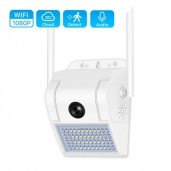 V380 Wall Lamp Waterproof Outdoor WIFI IP Camera