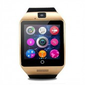 Q18 Smart watch (Golden)