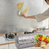 Waterproof Kitchen Wallpaper (1 Meter)
