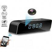 WiFi Spy Camera Clock 1080p