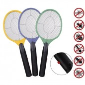 USB Rechargeable Mosquito Electric Fly Racket