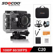 SOOCOO C20 4K Action Camera