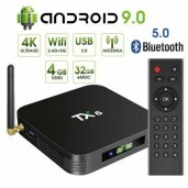TX2 Android Smart TV Box (4GB, 32GB)