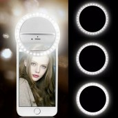 USB Charge Led Selfie Ring Light