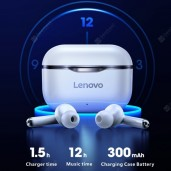 Lenovo LP1-TWS Bluetooth 5.0 Headphones