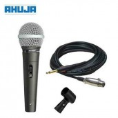 Ahuja Wired Microphone AUD 98XLR
