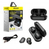 Awei T16 TWS Dual Ear Bluetooth Sports Earbuds