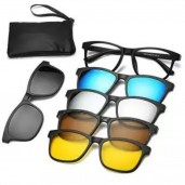 5 in 1 Magnative Sunglass