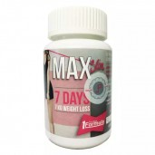 Weight Loss Capsule MAX 7