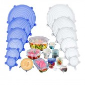 Stretch Lids 6pcs Set