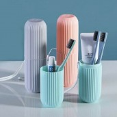 Portable Toothbrush Storage Box