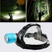 LED Rechargable Head Light